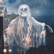 Succén återuppstår från de döda - vågar du besöka Spökhuset?