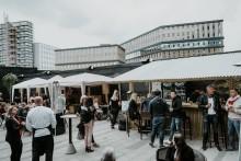 Sommarpremiär för Arlandas största terrass