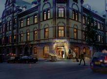 2014 Återinvigs Umeås främsta hotell – mer grandiost och saltstänkt än någonsin
