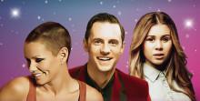 """""""White Christmas"""" med Lisa Ajax, Linda Bengtzing och Stefan Odelberg m.fl."""