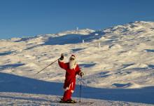 SkiStar AB: SkiStar samarbeider med Julenissen