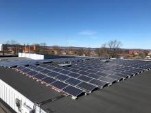 Castellum investerar i solceller i Jönköping