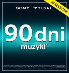 Sony i TIDAL razem promują muzykę w jakości HiFi