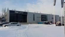 Finsoffien tehtaalle ja tehtaanmyymälään PPO-Elektroniikan paloilmoitinjärjestelmä