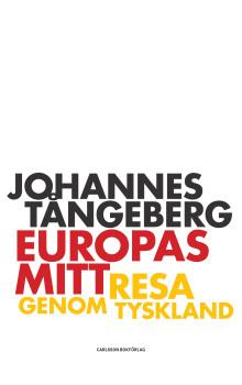 Europas mitt. Ny bok!