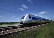 Resandet på sträckan Stockholm-Sundsvall-Umeå ökar mest i Sverige