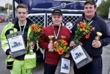 Jonathan Fri från Vedum vann kvaltävling till Yrkes-SM i Borås