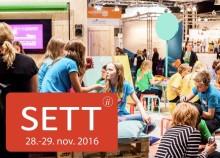 Succékonferensen SETT lanseras i Norge