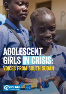 Adolescent Girls in Crisis: Voices from South Sudan