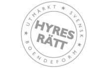 Den svenska hyresmodellen säkerställs: riksdagsbeslut idag om allmännyttiga kommunala bostadsaktiebolag och hyressättning