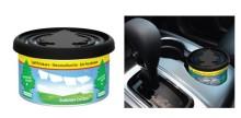 Nytt sätt att sprida väldoft hemma, i bilen, i båten - Fiber Can