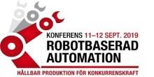 Robotkonferensen 2019
