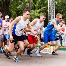 ABSOLUTE LIVING RUN in NOVOSIBIRSK city of RUSSIA, where more than 500 IRS took part in the event / В Новосибирске пройдёт благотворительный забег Absolute Living