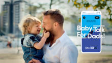 UNICEF and H&M Foundation urge fathers to speak Baby Talk to boost their babies' brains