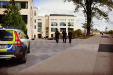 Polisen förnyar avtalet med Swedish Radio Supply gällande fordonsterminaler