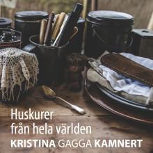 """Kristina """"Gagga"""" Kamnerts postuma bok """"Huskurer från hela världen"""" finns att ladda ner"""