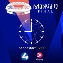 Champions League-finale på Viasat 4 og Viaplay: Maratonsending fra klokken 09.00