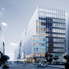 Byggstart för Patienten/Princeton i Hagastaden