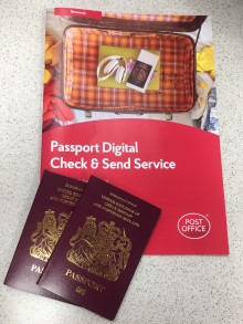 ​Post Office launches digital passport service at more than 700 branches across the UK