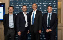 Intelsat, SES, Eutelsat and Telesat Establish the C-Band Alliance (CBA), a Consortium to Facilitate Clearing of U.S. Mid-band Spectrum for 5G While Protecting U.S. Content Distribution and Data Networks
