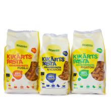Glutenfri och proteinrik kikärtspasta