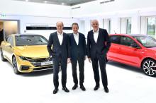 Volkswagens strategiska omstrukturering ger resultat