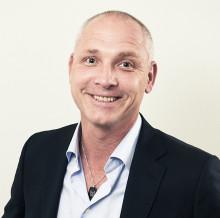 Mathias Freij blir ny regionchef i Göteborg