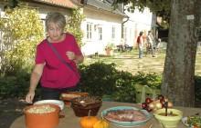 Karin Westbergh har nominerats till mottagare av Smålands & Ölands Gastronominska Akademis diplom