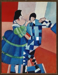 A Dance Worth Millions – Danish and International Art Sold at Live Auction in Copenhagen