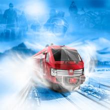 Fjälltåget – en satsning för ett hållbart fjälläventyr i Lappland