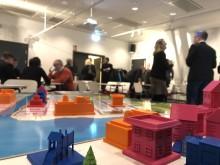 Barn + brädspel = Framtidens Lidköping!