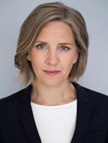 Miljöministern Karolina Skog (MP) till HSB Living Lab.
