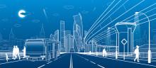 Infrastrukturen og den offentlige bygningsmassen til fortsette å forvitre
