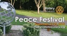 Uppsala stadsteater till Chicago för fredsaktiviteter med Rotary