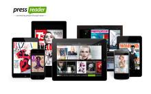 Biblioteksbesökarna i Karlshamn har tillgång till digitala dagstidningar från hela världen
