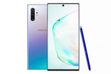 Samsungin Galaxy Note10 ja Note10+ kaupoissa tänään
