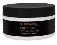 DHARMAZONE presenterar en mirakelprodukt – ECO All Over Miracle Butter – Vegan, ekologisk & svensk naturkosmetik