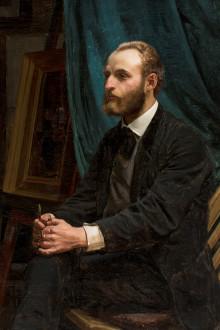 En anderledes skagensmaler - foredrag om Viggo Johansen
