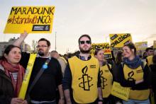 Ungern – lag riktad mot organisationer godkänd