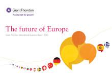 Europas framtid - ny rapport från Grant Thornton
