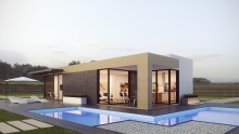 Nybyggda småhus och fastigheter skapar positivt resultat för värmepumpar