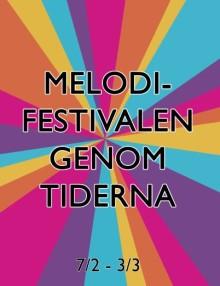 Inbjudan till pressvisning av utställningen Melodifestivalen genom tiderna