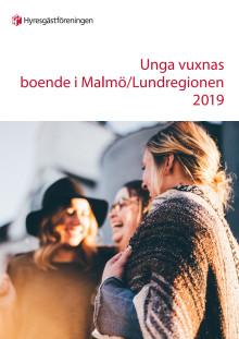 Unga vuxnas boende 2019 – Malmö/Lund