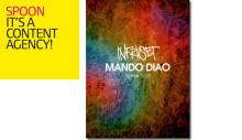 Spoon gör Mando Diaos turnétidning