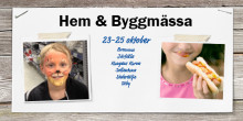 Hem & Byggmässan i Stockholm