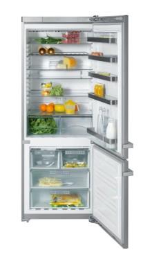 Vänd kylskåpet upp och ned!