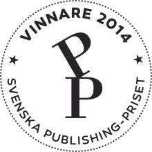 De vann Svenska Publishingpriset 2014