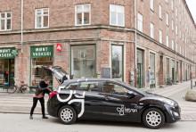 LetsGo fjerner 130 privat ejede biler fra Nørrebros  veje
