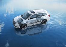 50.000 Mitsubishi Plug-in Hybrid Outlander in Europa verkauft
