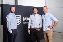 Produkt-Premiere auf der LogiMAT 2016:  Magazino präsentiert Kommissionier-Roboter TORU Cube
